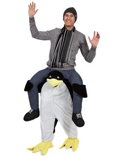 Carry Me Penguin