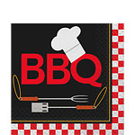 Backyard BBQ Party Napkins - Paper