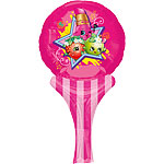 Shopkins Balloon - Inflate-A-Fun