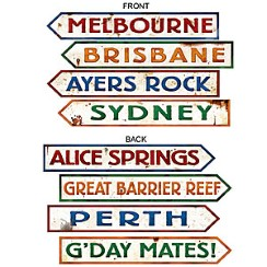 Australian Sign Cut-outs