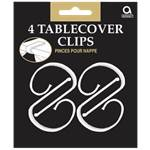 Plastic Table Cover Clips