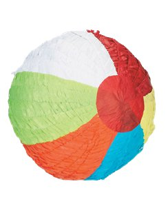 Beach Ball Piñata - 28cm wide